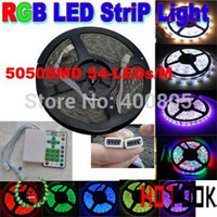ac chase - LED RGB Chasing strips light smd m led strip waterproof IP65 V tiras Led Article Scrolling Running Lamp