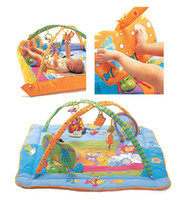 baby gym price - Music play mat gym Big surprise price tianai educational toys baby music play gym mat Infant floor blanket