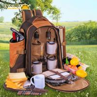apollo tools - hot saler anti heat ice bag apollo picnic bag set outdoor tableware outdoor camping in stock