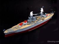 battleship arizona - Hobby Boss USS Arizona BB warship model The second world war ii battleships hero warships