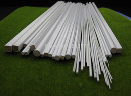 Wholesale ABS00 Styrene ABS Rod Pipes and Square Sections