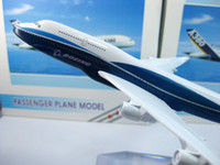 airlines brazil - Brazil B747 airplane model cm metal airlines plane model airbus prototype machine aircraft Christmas gift