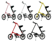 strida bike - new arrive STRIDA inch Aluminum alloy folding bike folding bike flexible