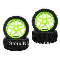 Wholesale RC Sponge Liner Tyre Tires amp Wheel Rim Fit HSP Off Road Buggy g