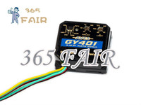 align technology - Futaba GY401 GY gryo A V C S SMM Technology Align EFlite T Rex helicopter For Class RC Helicopter