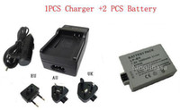 Wholesale 1PCS Charger Battery Canon LP E5 LPE5 V power Canon Digital Camera Battery Batteries