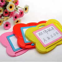 Wholesale ZD Kid Child Baby Preschool Drawing Writing Magnetic Board Educational Toy Gift New