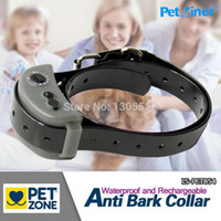 bark modes - new mode product for dog Generic Waterproof Rechargeable anti bark collar shock collar
