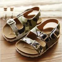 arizona beaches - summer boom camouflage baby shoes children boys sandals beach sandals boys birkenstock arizona sandals