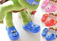 Wholesale Hot Sale Boys girls summer sandal kids beach slipper resistant animal shoes mini melissa sneaker sandalet years