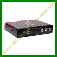 Wholesale Mini HD SD DVB T Receiver For MPEG4 and MPEG2 Receiver Tuner Box Set Top Box