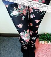 best denim leggings - Women s best love The Korean fashion leggings women Denim Leggings BLack Roses Slim thin