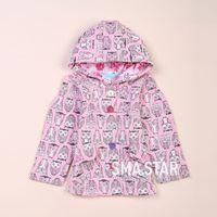 name brand clothing - Baby kids sweatshirt Girls children name brand infant clothing long sleeve print cotton hoodies SMA STAR SMAL10050