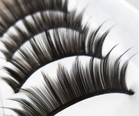Sample Order 10pair set New 310# black Thicken False Eyelash...