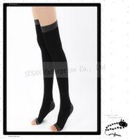 sexy body socks - Knee Socks Thigh High Cotton Sock Knee Leg Sock Japan Sleeping Beauty Leg Socks Body Shaper Sexy Slimming Shape socks