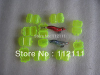 Wholesale hooks protector for small squid jigs yellow fishing tackle fishing accessories
