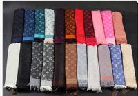 silk fashion square scarf - cm cm New Fashion Style Brand Women High Quality Silk Scsrf Square Scarf Lady Designer Shawl Cashmere Scarf DNS