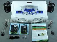 aqua foot spa - NEW DUAL SPA ION DETOX FOOT BATH AQUA CELL CLEANSE MP3 H705A