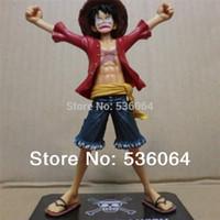 al por mayor cero uno al por mayor-Al por mayor-una pieza del Anime Figuarts Zero Monkey D. Luffy PVC figura el 15cm Nuevo juguete Mundial