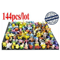 Wholesale New Designer Kids toys cm PVC Mini Pokemon Action Figures Toys For Children