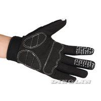 Wholesale Mens Women Sport Racing Motorcycle Gel MTB Bike Bone Skeleton Bicycle Glove Full Finger Cycling Gloves Plus Size M L XL Hot