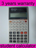 Wholesale Student programmable scientific calculator stainless steel strong enough