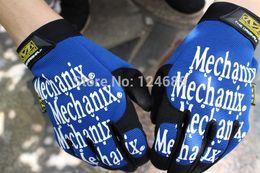 Wholesale NEW BRAND AUTO RACING MECHANICS OUTDOOR MECHANIX ORIGINAL MEN GLOVES size racing gloves tactical gloves