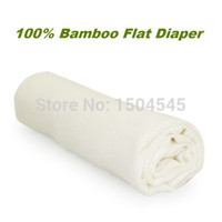 Wholesale Prefold Bamboo Flat Cloth Diapers cm
