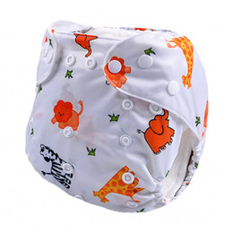 Wholesale-Rumparooz Cloth Diaper Cover Aplix, Clyde One Size Without Insert (5pcs Cover)