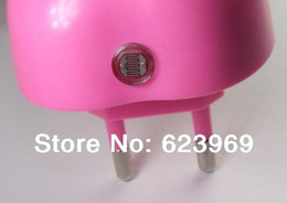 Wholesale colorful fantastic Avatar Mushroom wall LED Night Light simulate Nature environment for good sleeping for children