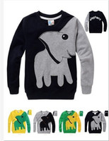 age elephant - Elephant pattern kids boy girls t shirt Sweatshirts Clothes child girls hoodies clothes ages years old
