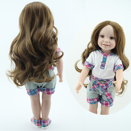 Wholesale realistic quot american girl doll lifelike reborn babies