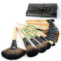 Wholesale Professional Make Up Brushes High Quality Facial Cosmetic Kit Beauty Bags Set Makeup