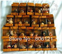 Wholesale cute Voodoo Doll Keychains small size mm per CPAM FREE
