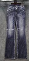 authentic brand jeans - Authentic Fashion Silver Jeans Tuesday Denim Cotton Famous Brand Desiger Jeans Female Original Tuesday Style