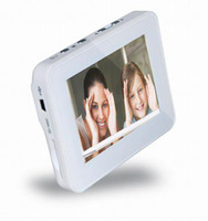 Wholesale HD screen inch Digital Photo Frame x240 resolution support nine languages