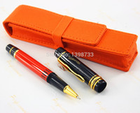 bags delivery - Hemingway Series Orange Roller Ball Pen pen bag Free delivery