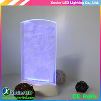 Wholesale Menu Style led desk lamp decoration led table lamps LED Furniture for bar led hotel party