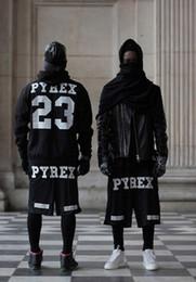 Wholesale-Pyrex fashion pyrex vision breathable sports basketball 2015 men wave pants cotton black trousers #20
