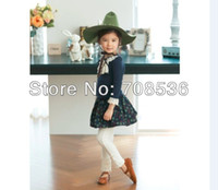 Wholesale New Fashion Solid Cotton Beading Lace Baby Girl Leggings Kids Skinny Pants Children Garment