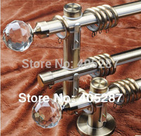 Wholesale Curtain pole accessories for curtains curtain rail