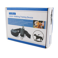 agility dog walk - Pet Trainer Electronic Dog Leash Walking No Pull Training System Remote Control LCD Screen Controller