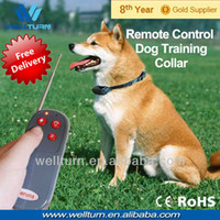 Wholesale in1 remote control pet training collars amp leashes for dogs