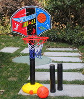 baby basketball toy - L amp H Learning Education toys Classic Children s sports Intelligence toys learn basketball stands Feeding height cm