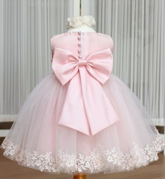Wholesale Retail New summer kids brand clothing beautiful Toddler Princess dress girls lace dress for evening party costumes