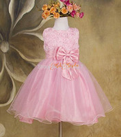 Wholesale new arrival Rose flowers fashion cute girls dress princess tulle dresses children tutu for girls jion evening party