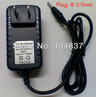 Wholesale china post airmail EU US Plug UK AU Adapters mm or mm charger v ma power adapter for tablet pc