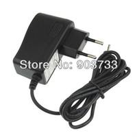 Wholesale V A EU Plug DC x0 mm Charger Power Adapter for Tablet PC Q88 Ainol Venus Flytouch