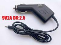 Wholesale V2A DC2 Car charger for PiPo M2 M3 M6 M6 G M8 Aoson M19 M11 SmartQ T30 T20 T19 Tablet PC