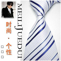 Wholesale Formal Men s Ties nice Ties striped necktie men s tie neckties cravat factory